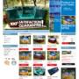 E-commerce outdoor spa website design Melbourne