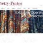 Fashion dress Melbourne website design